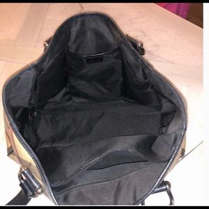 Authentic Burberry diaper bag/laptop bag